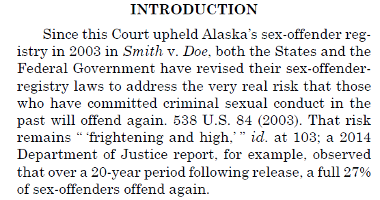 sex offender essays Research paper on sex offenders the law is a reflection of the values of society, and therefore needs reform as the needs and values of society change conditions that may lead to law reform include failure of existing laws, international law reform, and the impact of new technology.